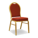 Hki 40 X 50 X 90 Cm Hotel Banquet Hall Chair, Seating Capacity: 1