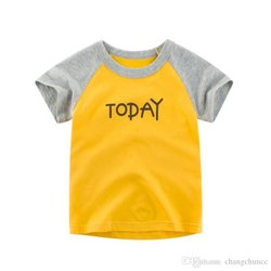 Half Sleeves Kids T-Shirt