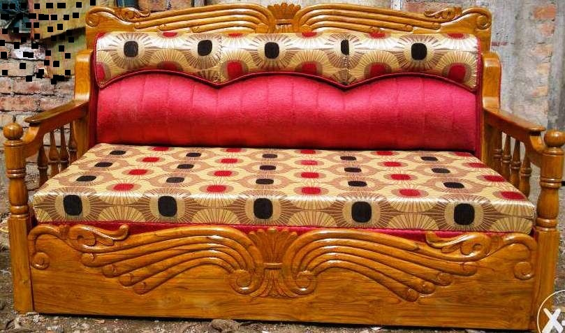 Wooden Polish Wooden Sofa Cum Bed Rs 23500 Piece Applepro
