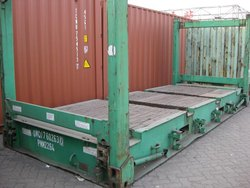 20'FR Container