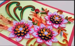 Paper Quiling Course