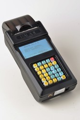 Petrol Pump Handheld Billing Machine