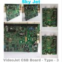Skyjet - Videojet MotherBoard (CSB) Type: Csb -1, Csb-2, Csb-3, Csb-4,