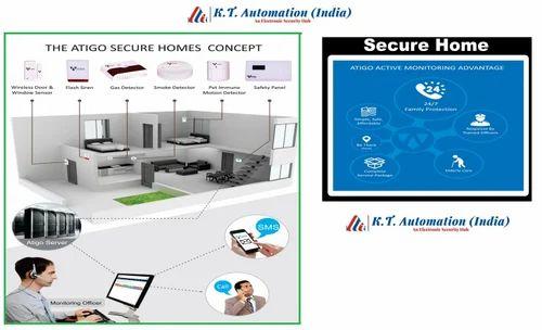 Wireless Intrusion System Atigo