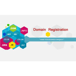E-Commerce Enabled Domain Name Registration Service