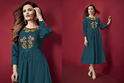PR Fashion Launched Beautiful Designer Readymade Kurti