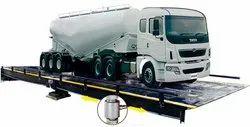 Low Deck Truck Scale LMT