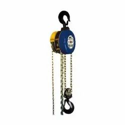 Indef Chain Pulley Block