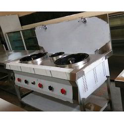 3 Chinese Commercial Gas Stove, Number Of Knob: Available in 5, 6