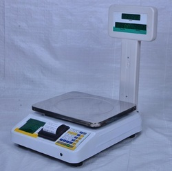 Table Top Scale With Receipt Printer