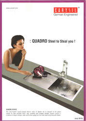 CARYSIL-QUADRO Steel to Steal