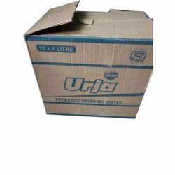 12X9X11 Inch Corrugated Drinking Water Carton