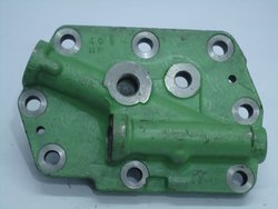 Cast Iron Hydraulic Cylinder Head - Mahindra Tractor