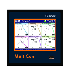 Simex Multichannel Data Loggers