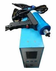Ultrasonic Welding Hand Gun Machine