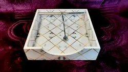 NCI CRAFTS White Napkin Tray