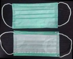 3 Ply Face Surgical Mask