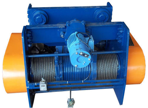 safal electric wire rope hoist, capacity 500 kg id 6195286891