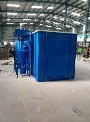 Erickshaw powder coating plant