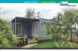 Prefabricated Ms Farm Container