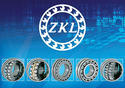 Authorised Distributor of ZKL Ball Bearings