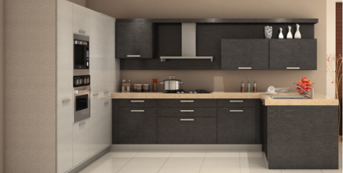 Kitchen   L Shaped Kitchen Architect / Interior Design / Town Planner From  Hyderabad