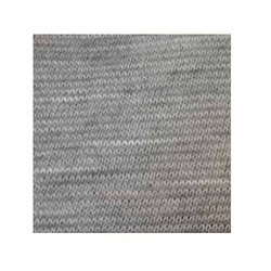 Viscose Slub Grey Melange Fabric