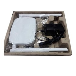 White 3G Network Router, 100 Mbps
