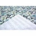 Block Print Cotton Kantha Quilt Indian Handmade Blanket Bedspread Throw King Size