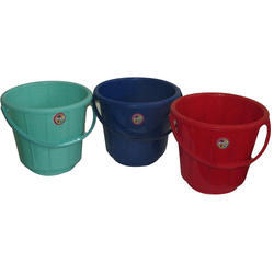 Water Storage Plastic Bucket