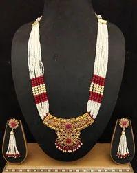 Shourya Exports Royal Raani Haar Jewelry Set
