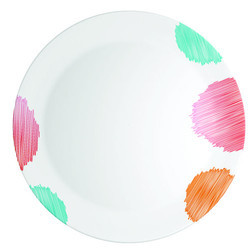 Color Melamine Plate