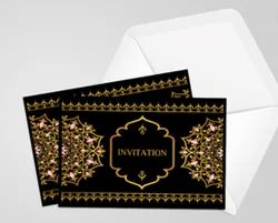 As Soon As Possible Digital Invitation Card Printing Service
