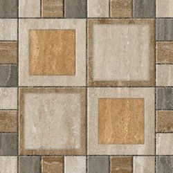 Somany Matt Ceramic Floor Tiles, Thickness: 9 mm
