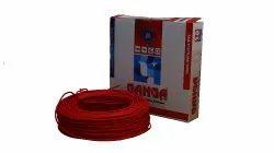 1 - 6 sqmm Ganga Wire, 90m