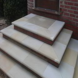 Sandstone Paving Steps
