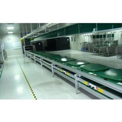 Battery Assembly Line Belt Conveyor