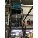 Center Cylinder Goods Lift