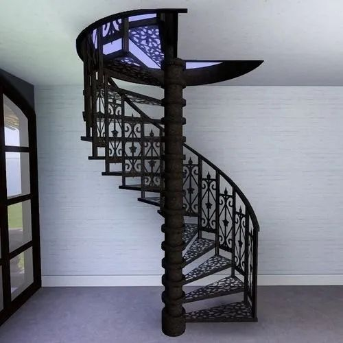 Casting Spiral Stairs