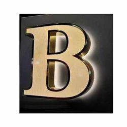 S S Golden Letter, For Promotion