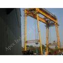 Commercial Double Girder Gantry Crane