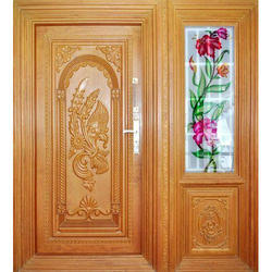 Designer Wooden Door At Rs 34500 Piece Designer Wooden Door Id