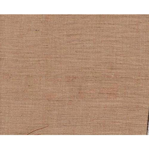 Brown Plain Natural Laminated Jute Fabrics