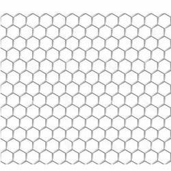 GI Wire Hexagonal Net Mesh