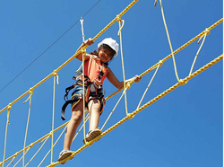 High Rope Activity Adventure Services