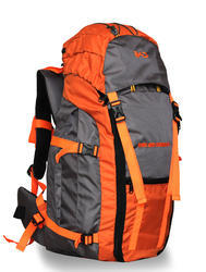 Rare And Demanded Rover Orange Trekking Bag with Raincover