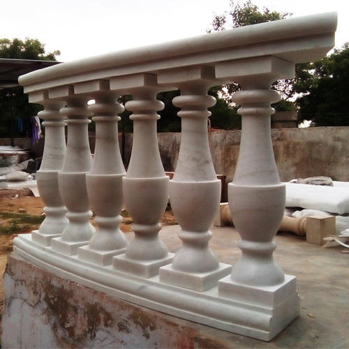 Balusters and Railings - Marble Balusters Manufacturer ...
