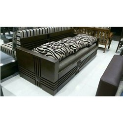 Wooden Modern Sofa Cum Bed
