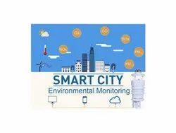Smart City Environmental Monitoring