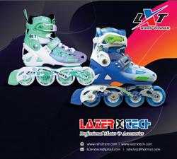 Wind Runner Ride Skates